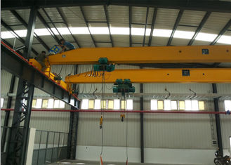 JCYC / OEM Overhead Travelling Crane 6-30m Normal Orange / Yellow Corlor